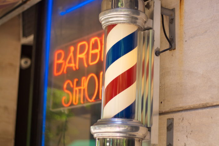 The Barber Pole…